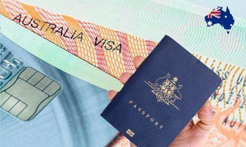 visa việc làm và du lịch úc