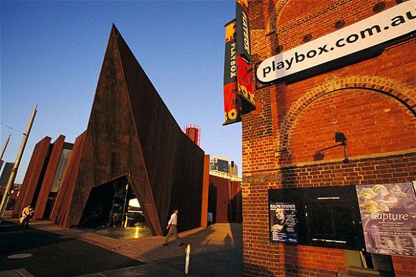 Trung tâm nghệ thuật đương đại Australia