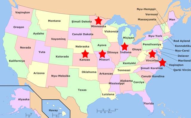 Minnesota được coi là bang sản xuất gà tây hàng đầu ở Mỹ