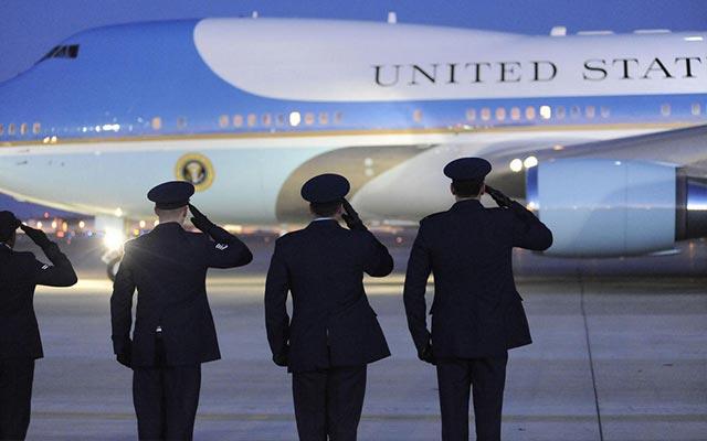Máy bay quan trọng nhất của nước Mỹ