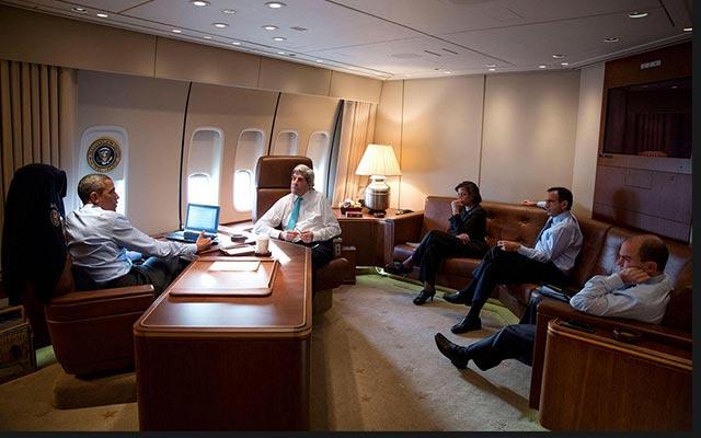 Một tầm nhìn rộng hơn từ văn phòng Tổng thống