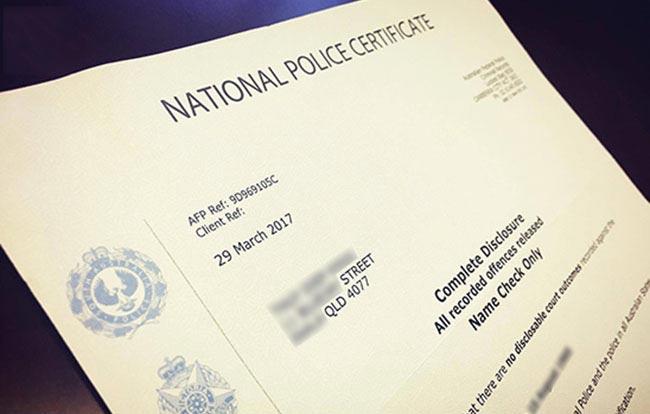 Bộ Di Trú Úc có quyền từ chối hồ sơ xin visa hoặc hủy visa mà bạn đang có nếu bạn không đáp ứng được yêu cầu về mặt nhân phẩm