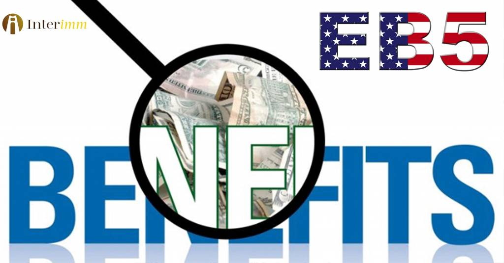quyền lợi đầu tư EB5
