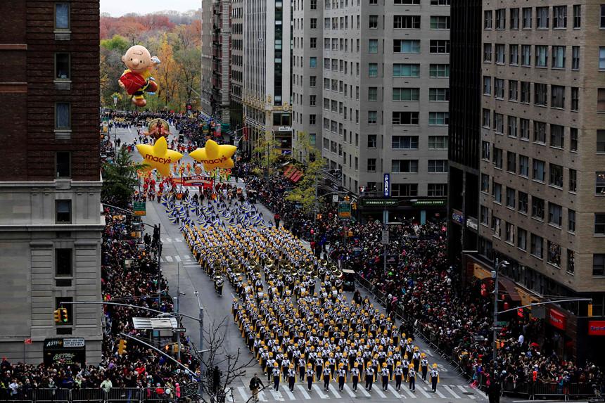 Diễu hành Lễ tạ ơn Macy's là cuộc diễu hành hàng năm do chuỗi cửa hàng bán lẻ Macy's tổ chức ở thành phố New York