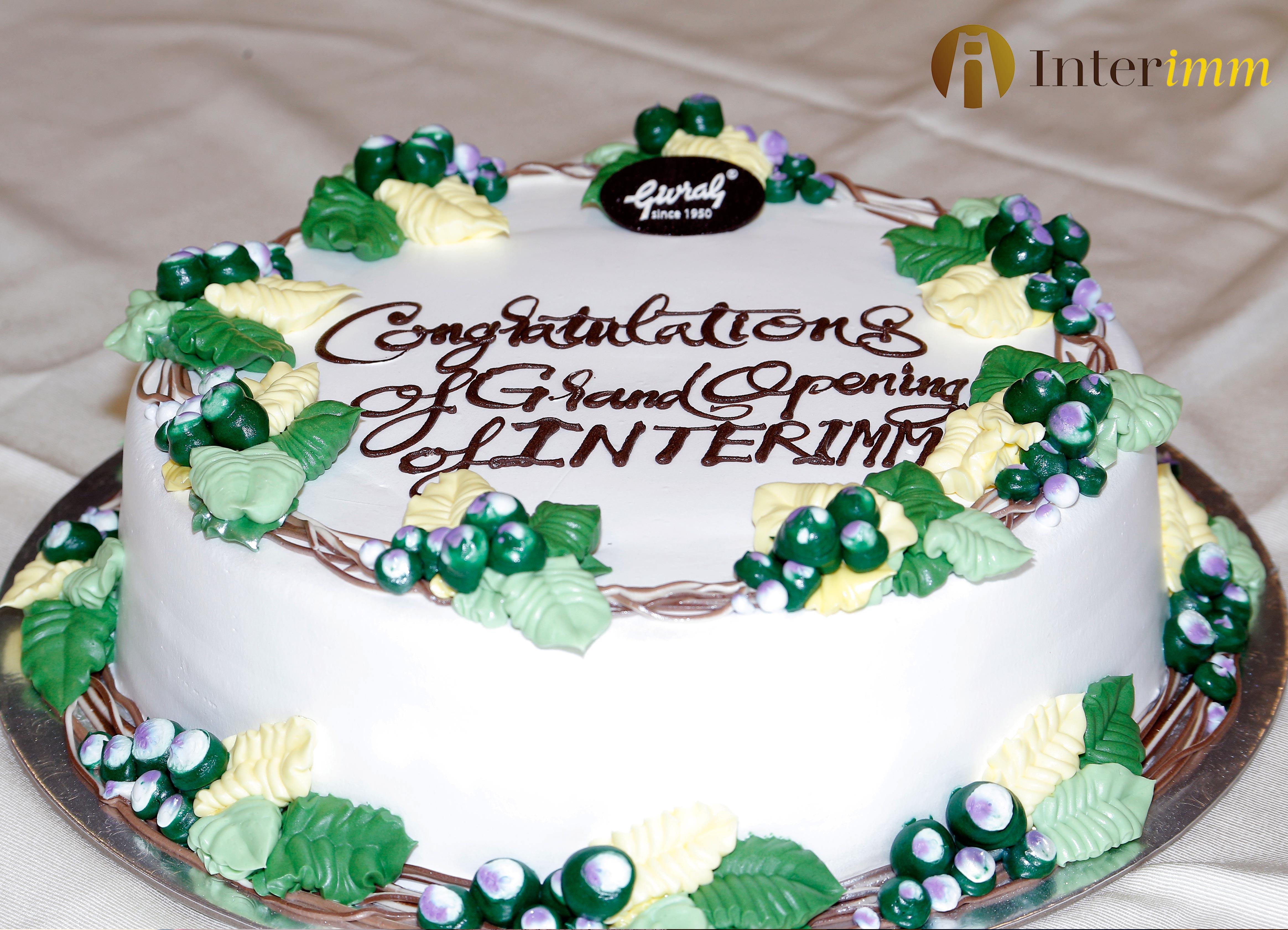 Chúc mừng buổi lễ khai trương văn phòng Interimm mở rộng