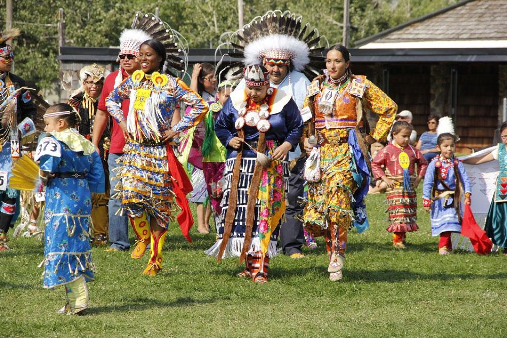 Nền văn hóa Canada đa dạng với nhiều sắc tộc.