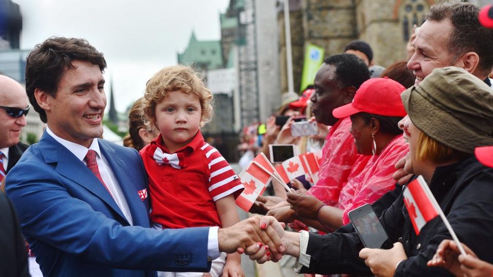 Đất nước con người Canada đáng để ngưỡng mộ.