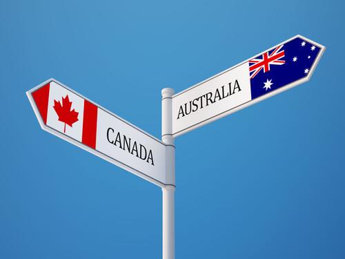 Nên chọn định cư Úc hay Canada?