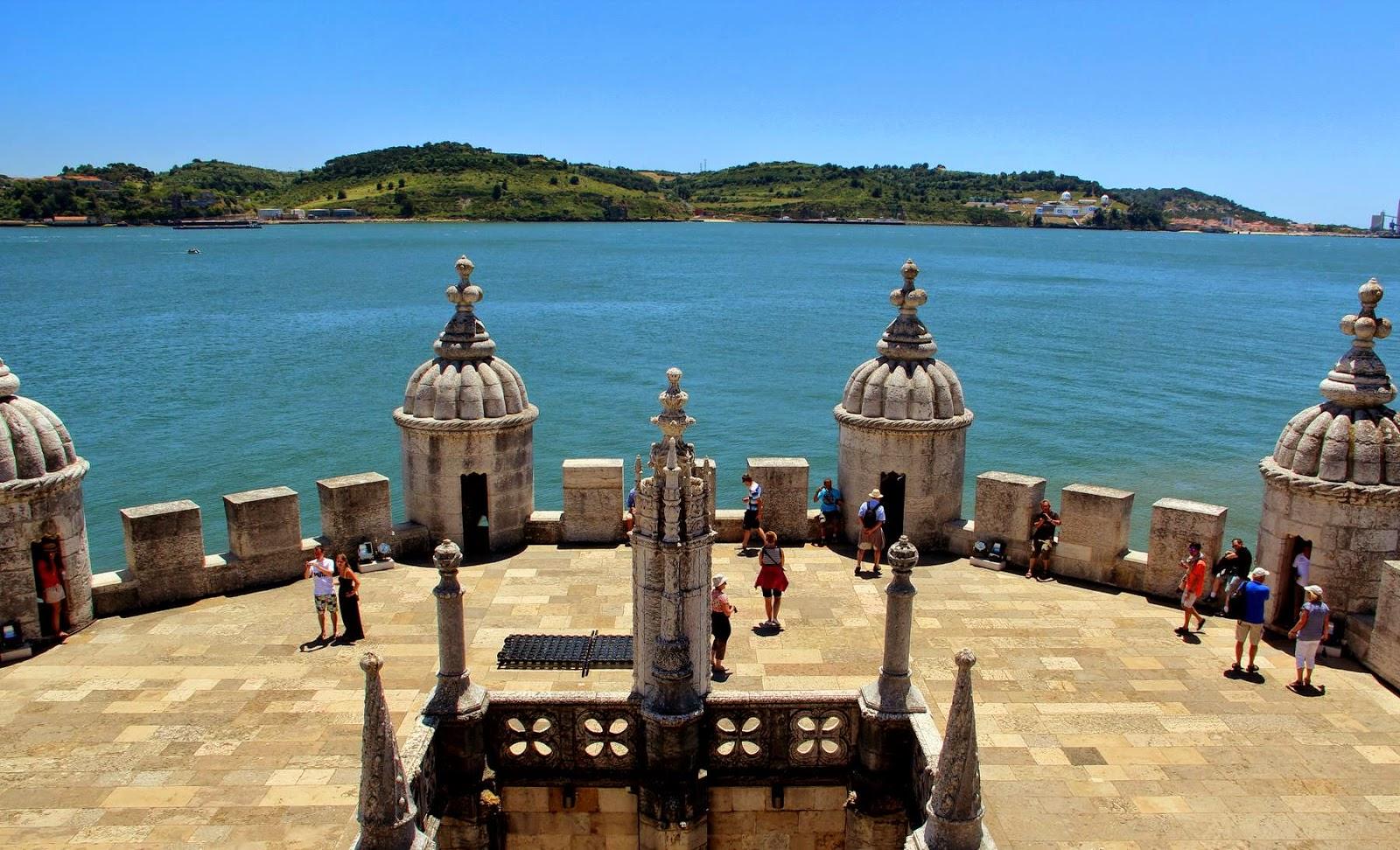 Tháp Belem minh chứng cho thời kỳ hoàng kim nhất của Bồ Đào Nha