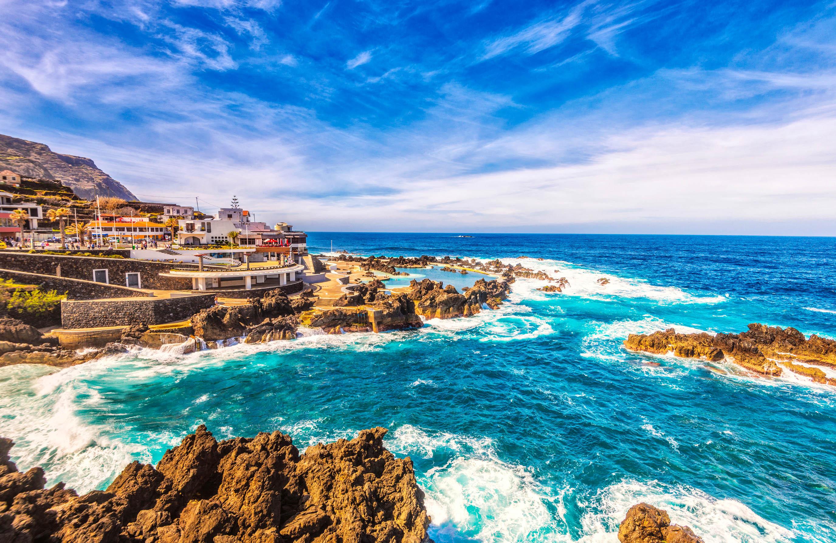 """Madeira là ốc đảo được mệnh danh """"Khu vườn nổi Đại Tây Dương"""""""