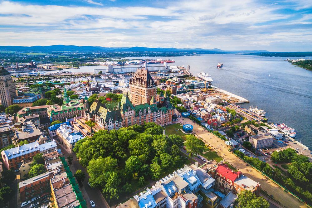 Québec - Tỉnh bang được nhiều người lựa chọn nhất bởi nền kinh tế và chất lượng cuộc sống