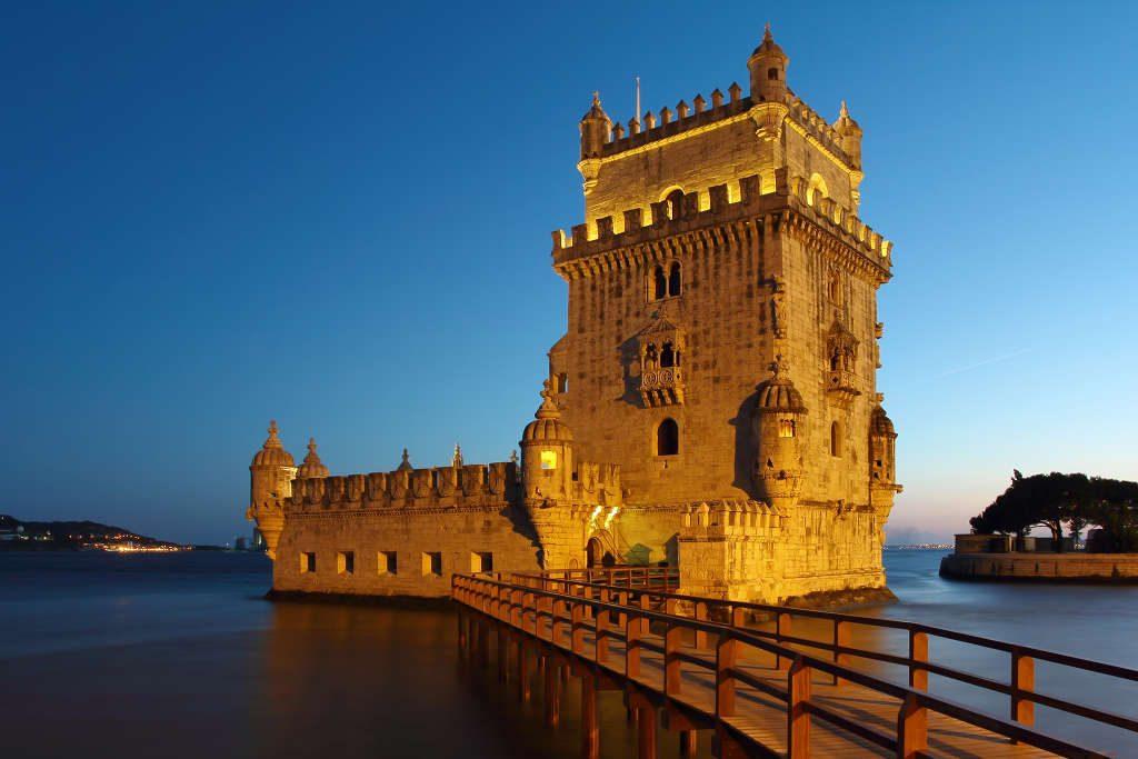 Tháp Belem - Biểu tượng của đất nước Bồ Đào Nha