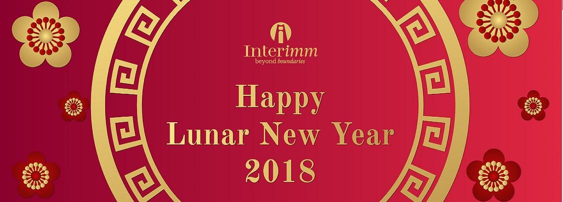 interimm chúc mừng năm mới 2018