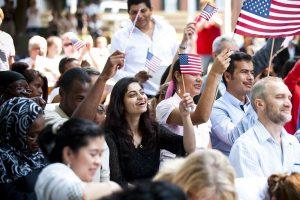 Định cư Mỹ là giấc mơ của nhiều người