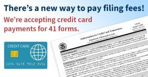 Sở di trú và Nhập tịch Hoa Kỳ (USCIS) vừa công bố sẽ chấp nhận thanh toán bằng thẻ tín dụng đối với các khoản phí nộp đơn