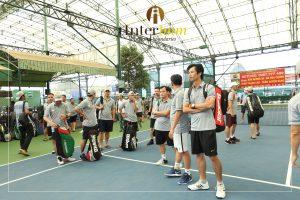 Giải đấu còn là nơi giao lưu, gặp gỡ giữa các doanh nhân trên toàn quốc