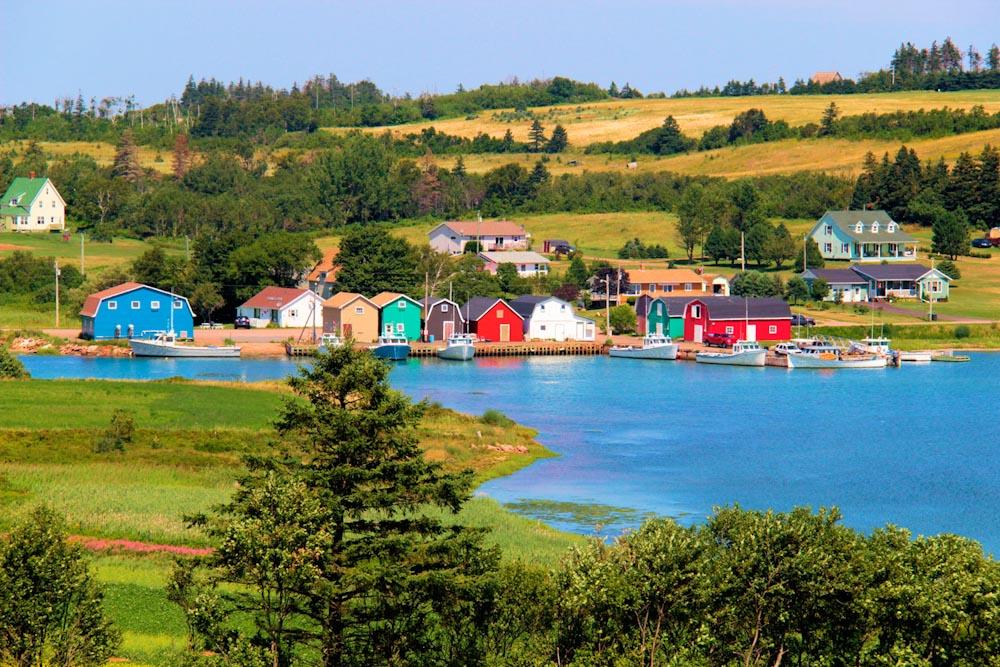 Prince Edward Island là một trong những tỉnh bang có chính sách định cư thu hút nhất Canada