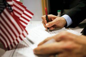 Điều kiện để tham gia thi quốc tịch Mỹ