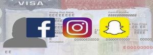Muốn nhận visa Mỹ phải cung cấp lịch sử dùng mạng xã hội
