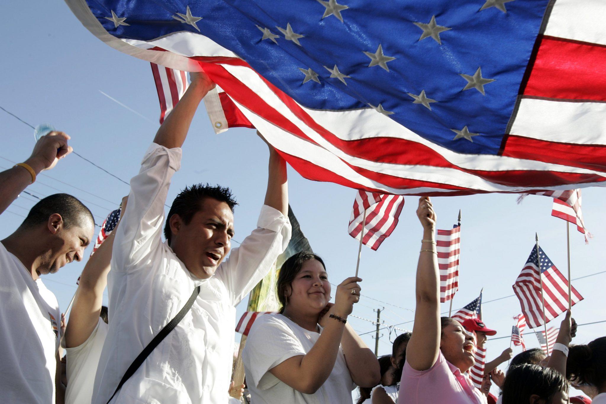 Điều kiện nhập cư Mỹ