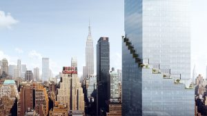 Dự án The Spiral nổi bật giữa lòng kinh đô Manhattan