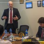 """Tọa đàm EB5 đầu tư """"Dự án an toàn thẻ xanh vĩnh viễn"""" cùng Interimm và CanAm"""