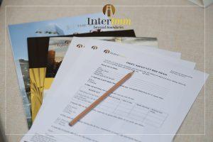 Tài liệu về Interimm và dự án The Spiral được chuẩn bị đầy đủ để các nhà đầu tư thuận tiện tham khảo