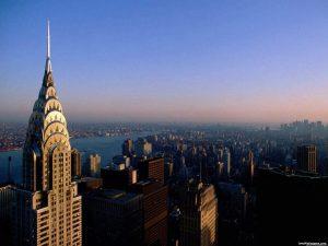 Tòa nhà chọc trời The Chrysler với kiến trúc độc đáo là biểu tượng của cả New York phồn hoa