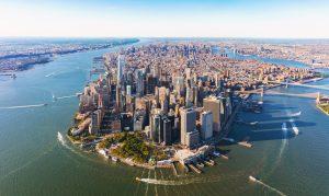 Toàn cảnh vẻ đẹp khó cưỡng của kinh đô hoa lệ Manhattan