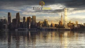 Phối cảnh dự án cao ốc The Spiral bên dòng sông Manhattan