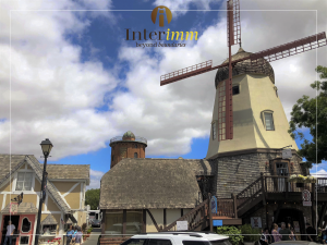 Chiếc cối xay gió – một trong những biểu tượng nổi tiếng từ xứ sở Bắc Âu