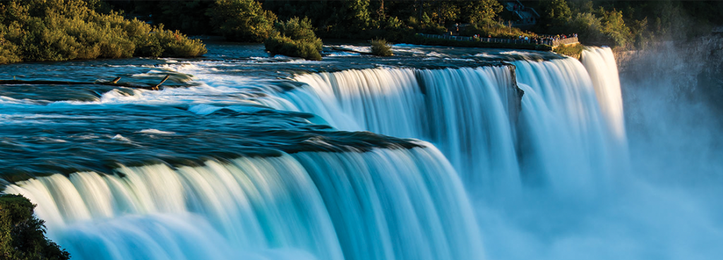 Thác Niagara, chốn tiên cảnh biên giới Canada và xứ cờ hoa