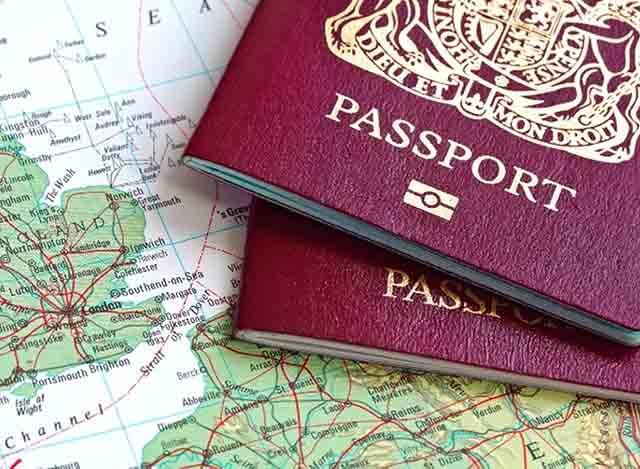 Xin visa đi Bồ Đào Nha 1