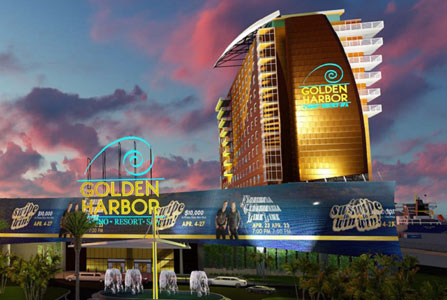 DỰ ÁN GOLDEN HARBOR CASINO & RESORT