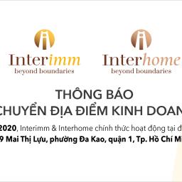 interimm-interhome-thong-bao-chuyen-dia-diem-kinh-doanh